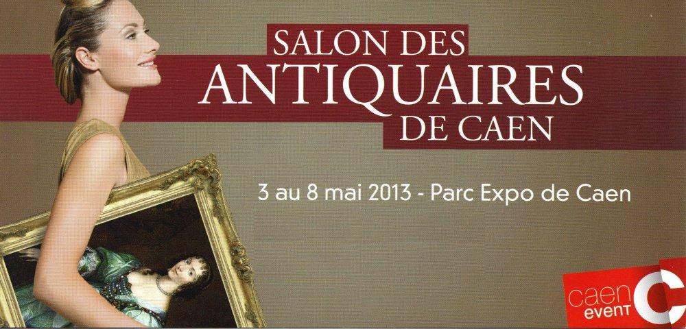 Yves gack crateur de vitraux actualit for Salon habitat caen